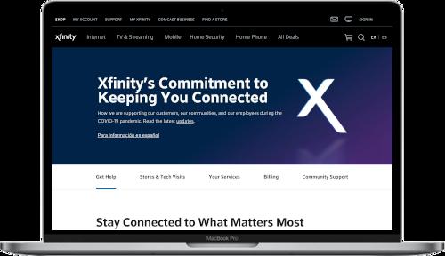 Sign in to <b>Xfinity</b>